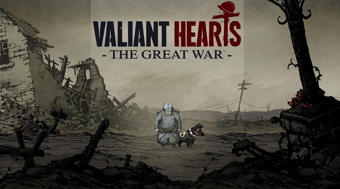 Download valiant hearts the great war for android and android tv valiant hearts title sciox Gallery