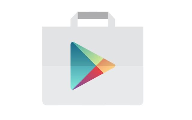Google Play icon bag new