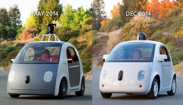 When Was Google S First Self Driving Car