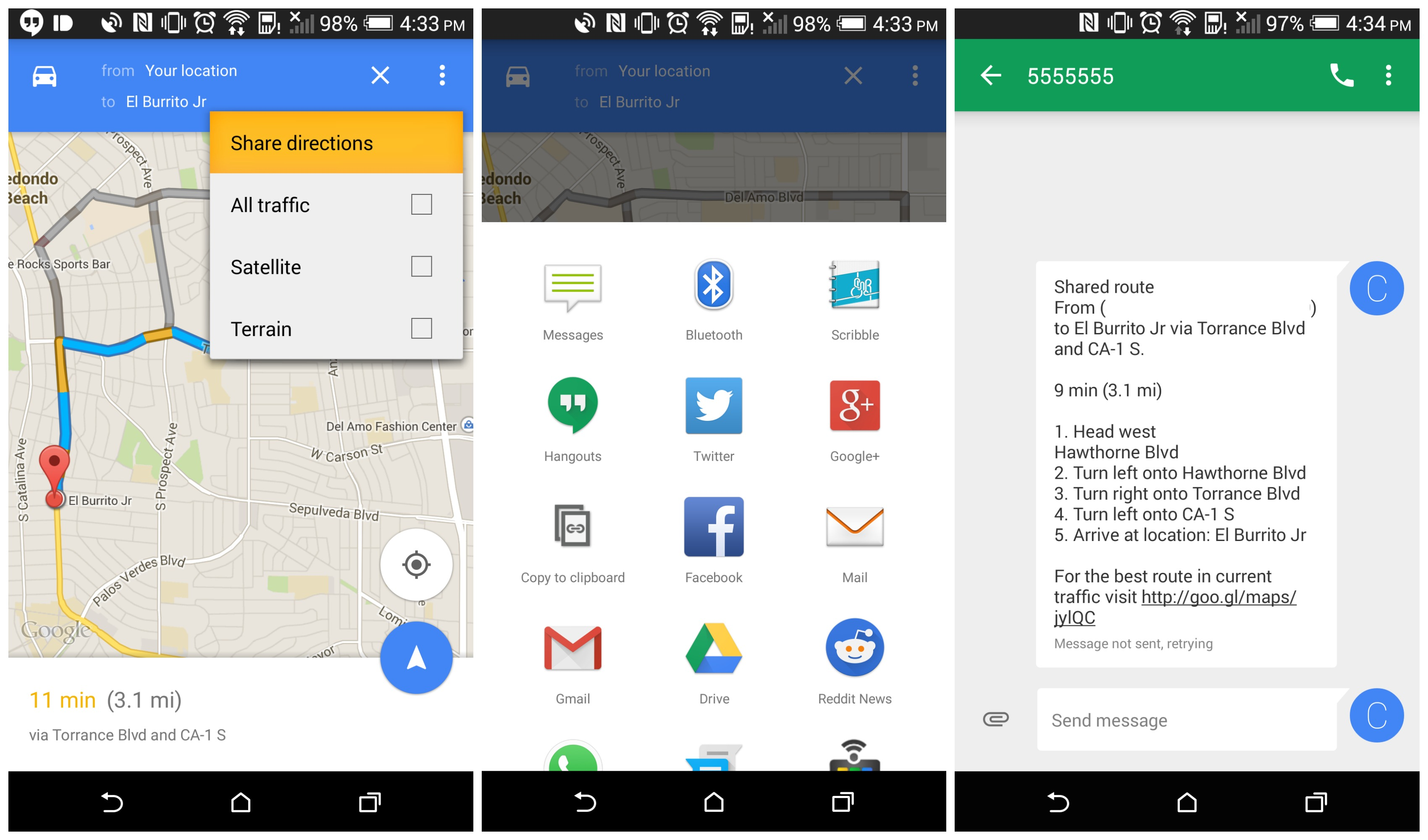 download google maps  with sharable directions - google maps  download