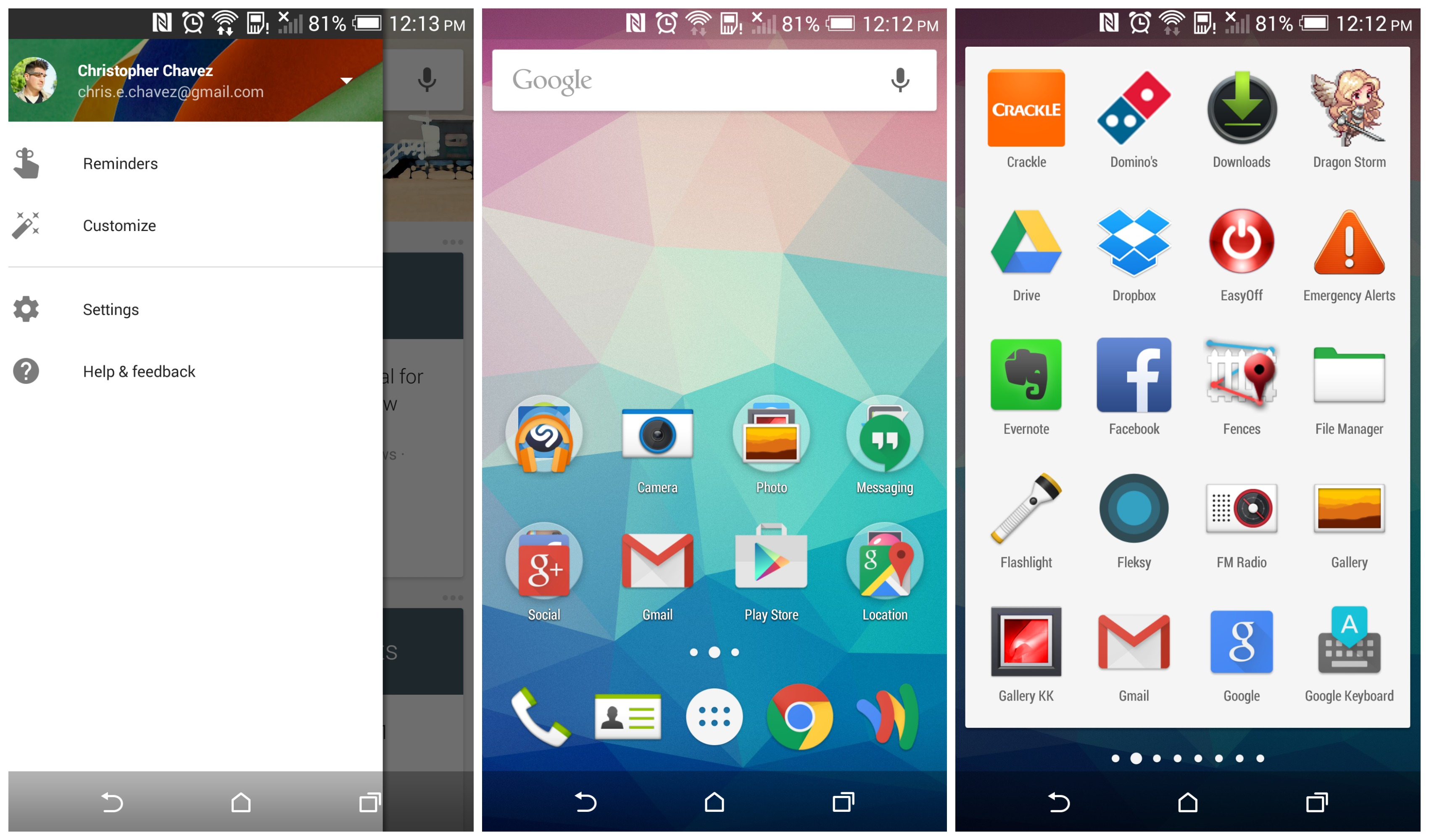 Google app update brings refreshed Google Now Launcher and ...
