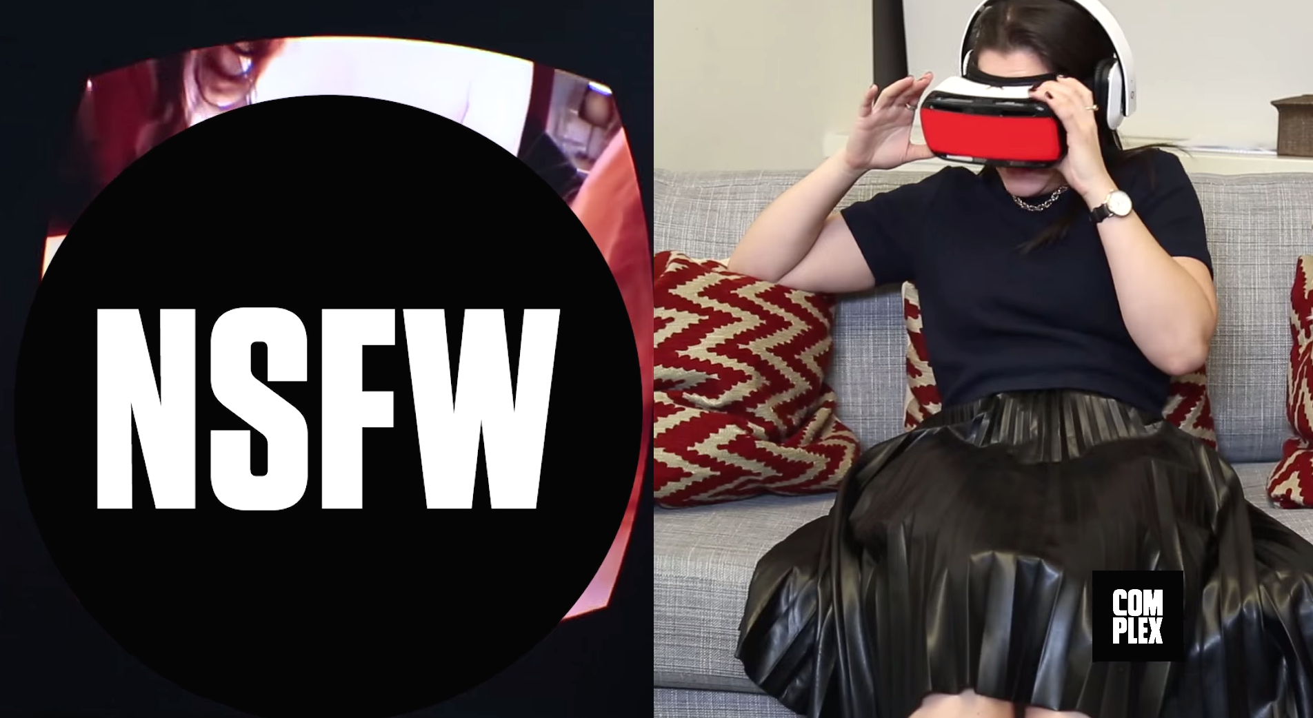 how to watch porn on samsung vr
