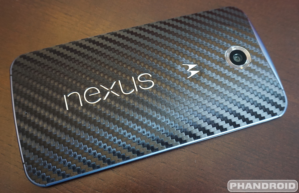 New Images of The So-Called Nexus 6 Appear Filtered