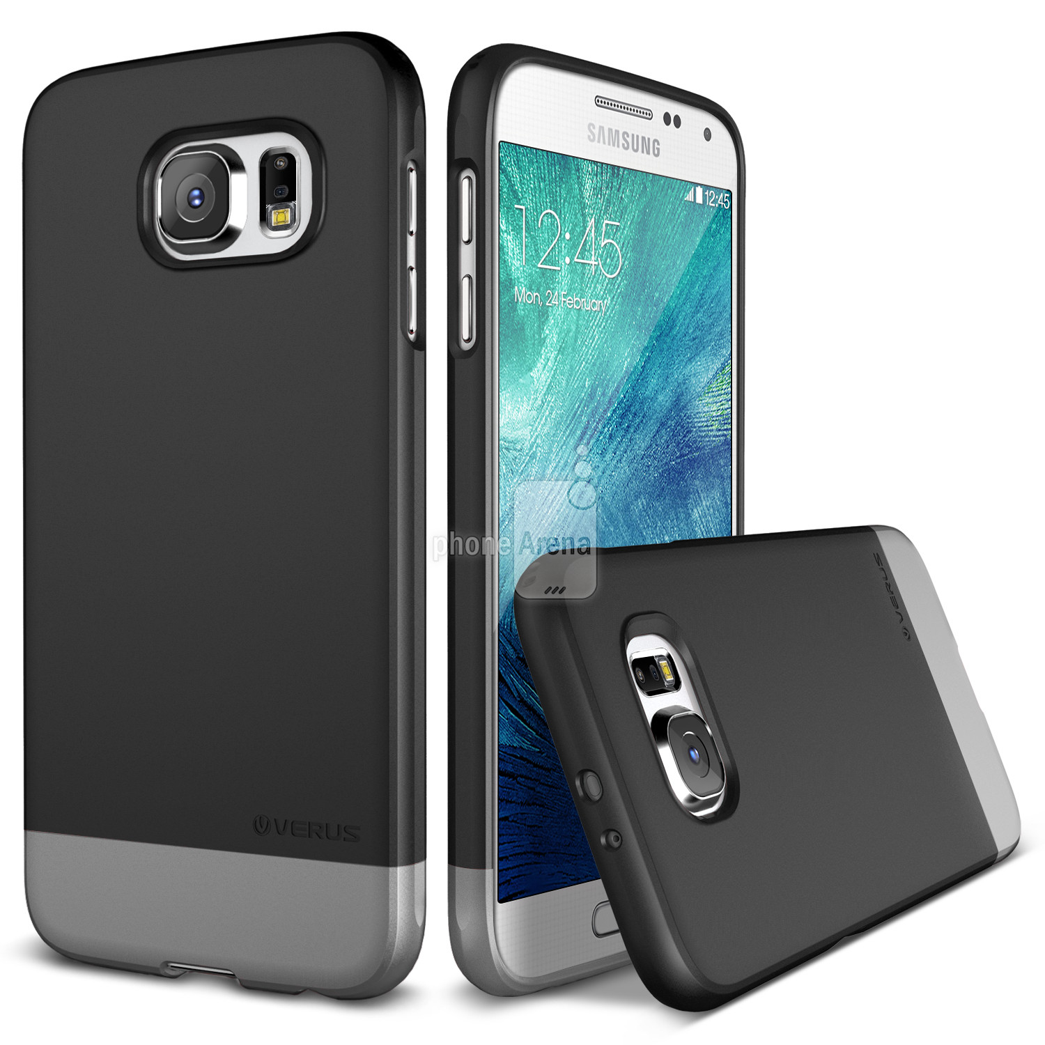 samsung galaxy s6 cases black