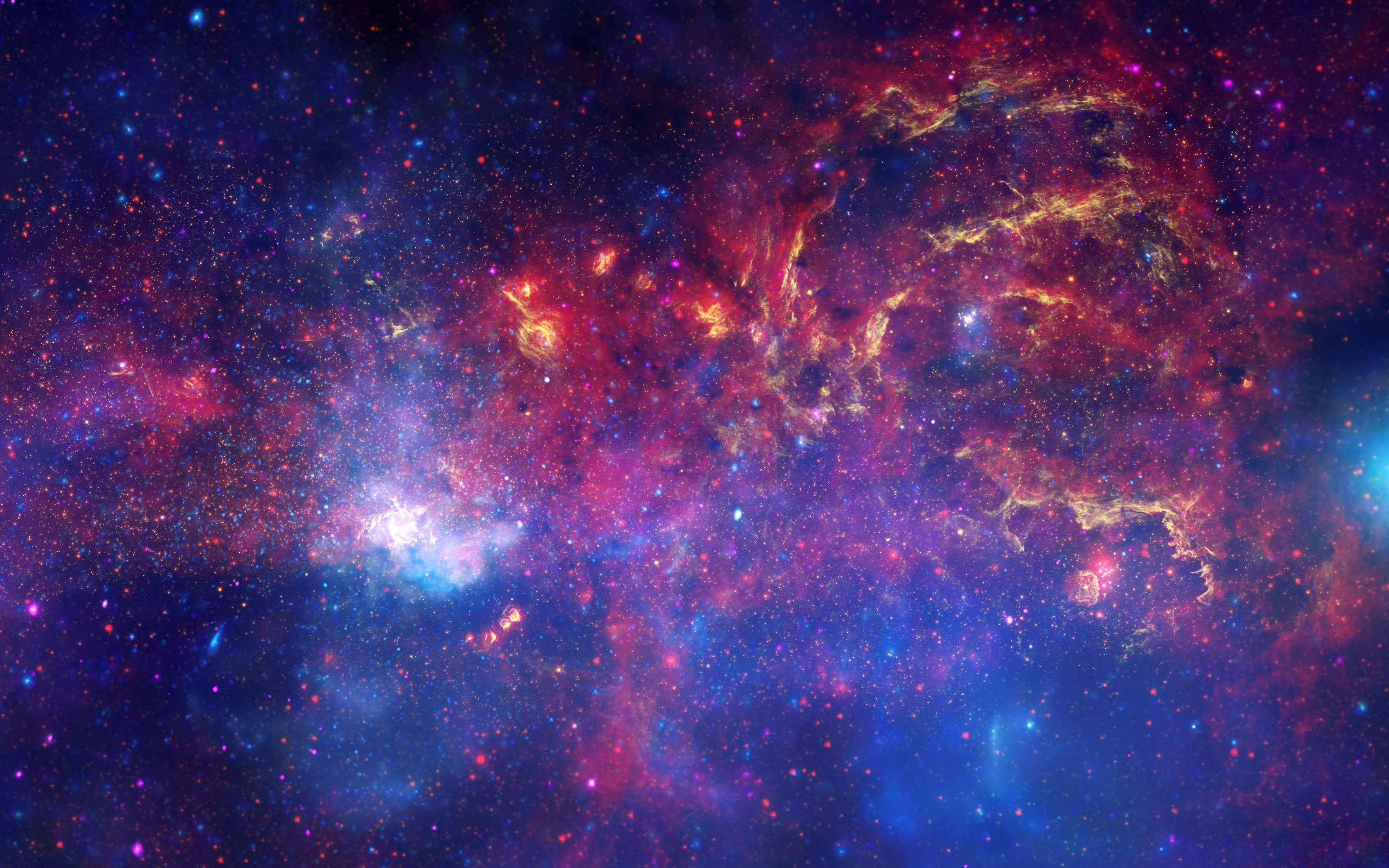 Galaxy Space Wallpaper For Android