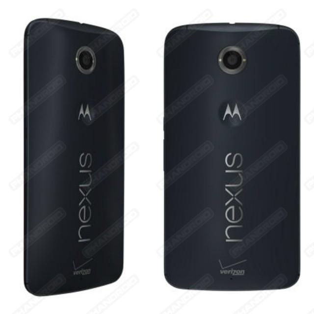 nexus 6 verizon side-by-side