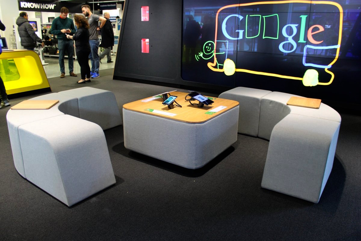First Google Shop retail store opens in London
