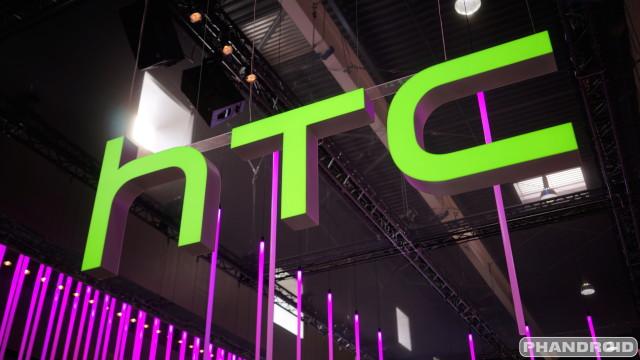 HTC logo angled