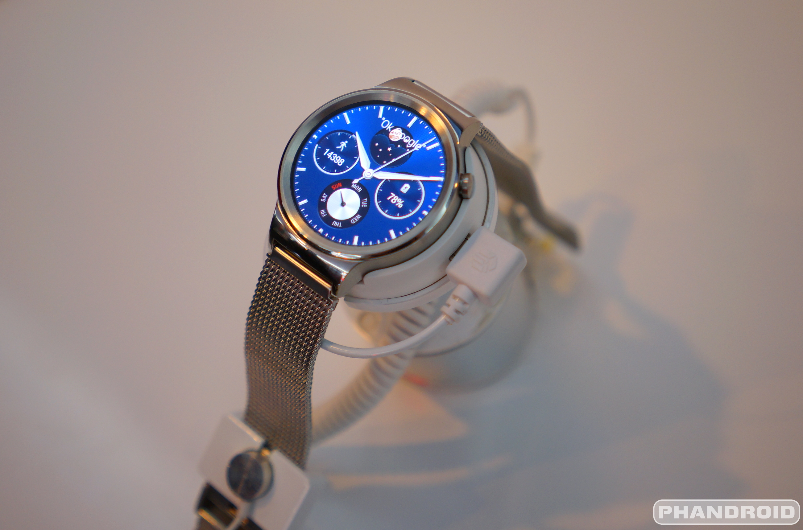 Huawei Watch Stainless Steel With Link Band Us Warranty Appears On Amazon 350 Price Tag And Sep 2nd Release Date Ios Support Tipped