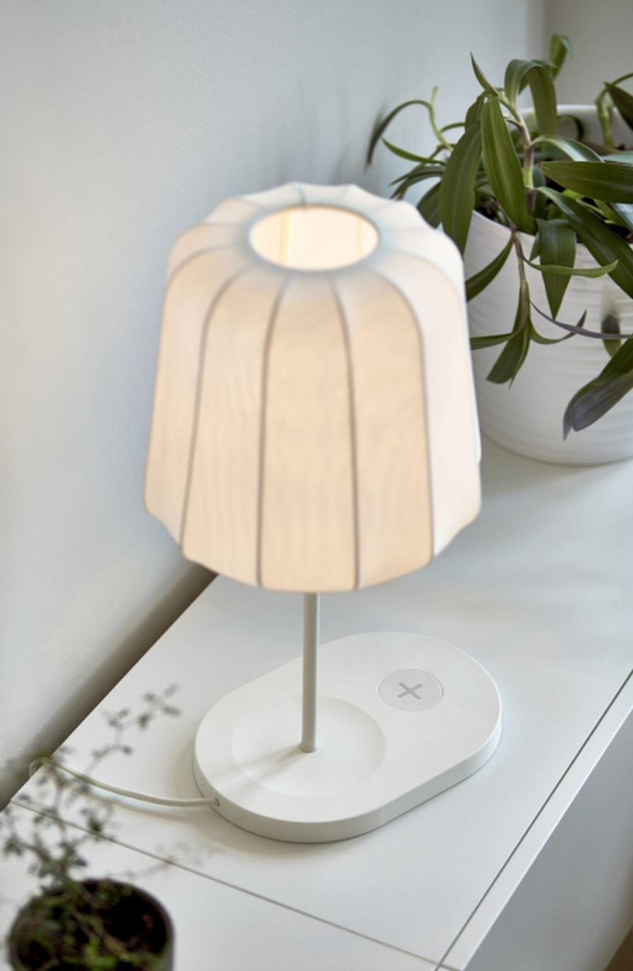 ikea announces qi wireless charging furniture. Black Bedroom Furniture Sets. Home Design Ideas