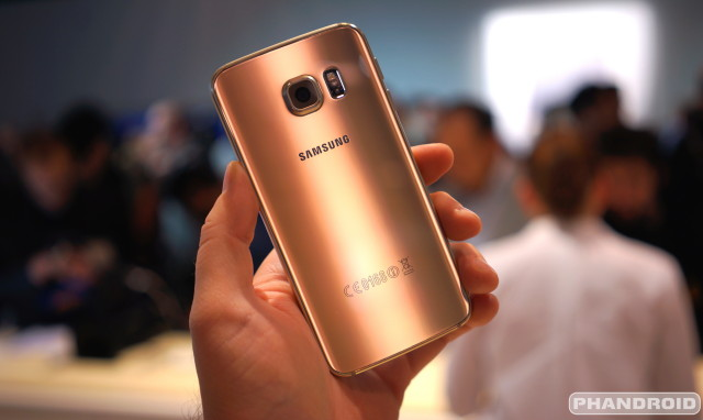 Everything you need to know about the Samsung Galaxy S6