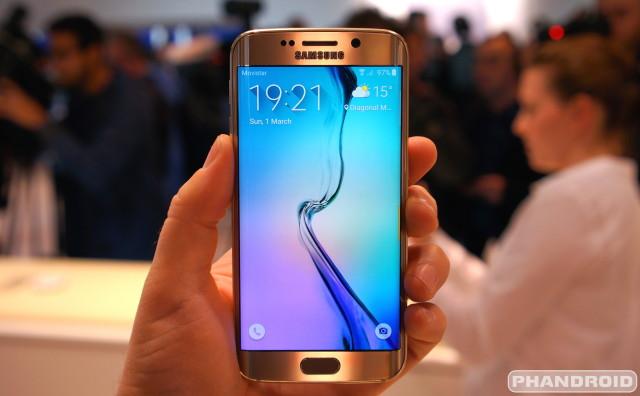 Samsung Galaxy S6 Edge DSC08452