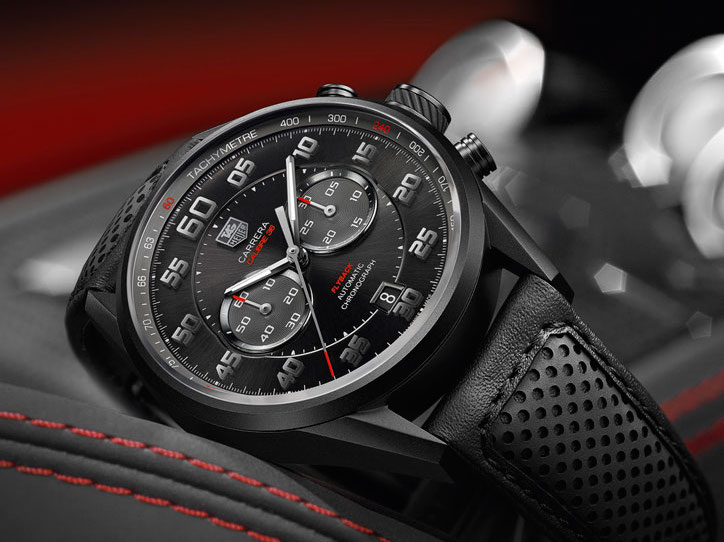 TAG Heuer announcing first Android Wear smartwatch tomorrow