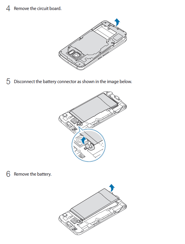 it is technically possible to replace the samsung galaxy s6 s battery rh phandroid com