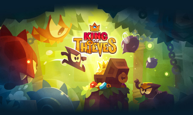 The Creators Of Cut The Rope Release King Of Thieves For