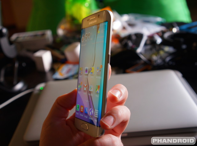 Samsung Galaxy S6 Edge DSC09219