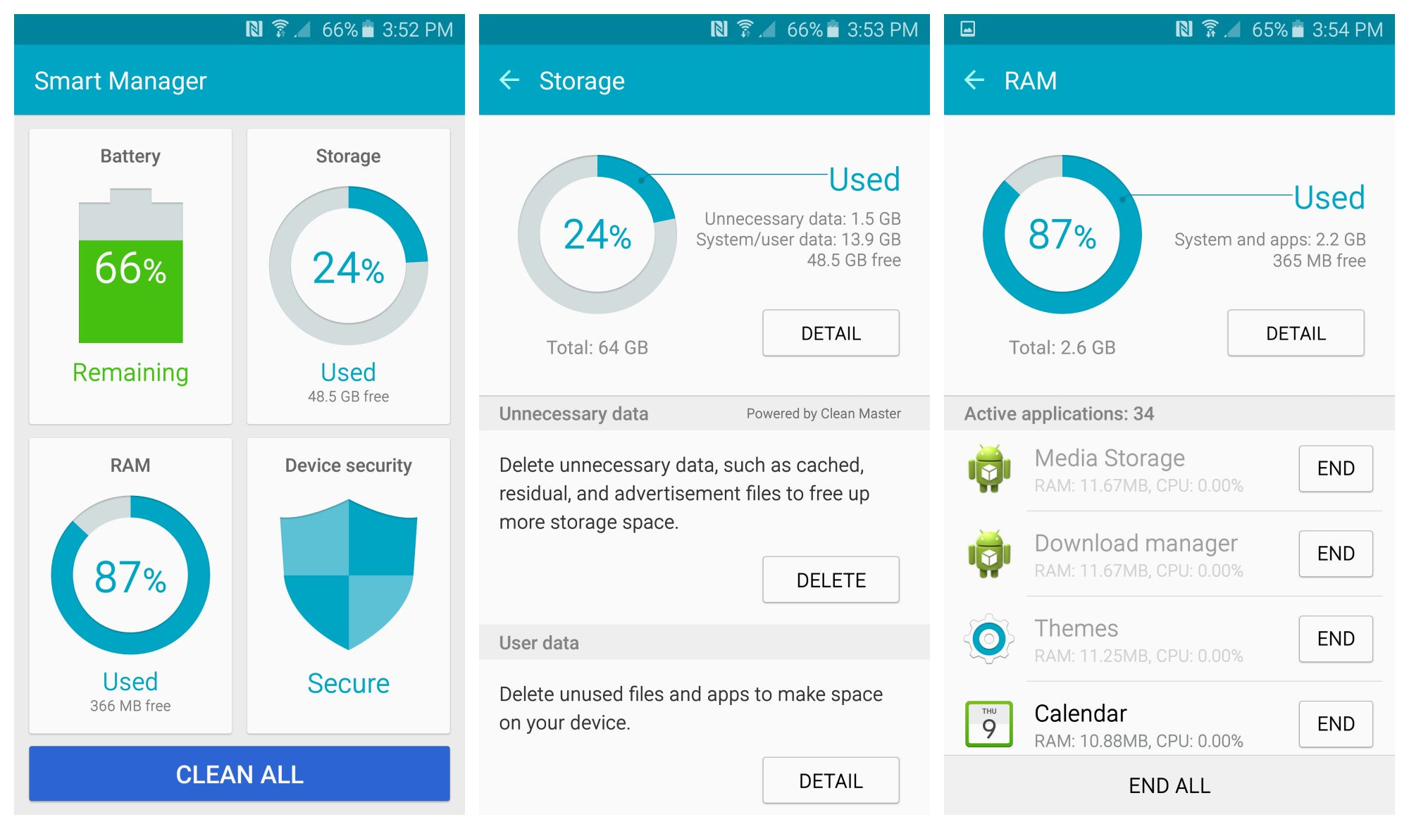 50 samsung galaxy s6 tips tricks samsung galaxy s6 smart manager app ccuart Choice Image
