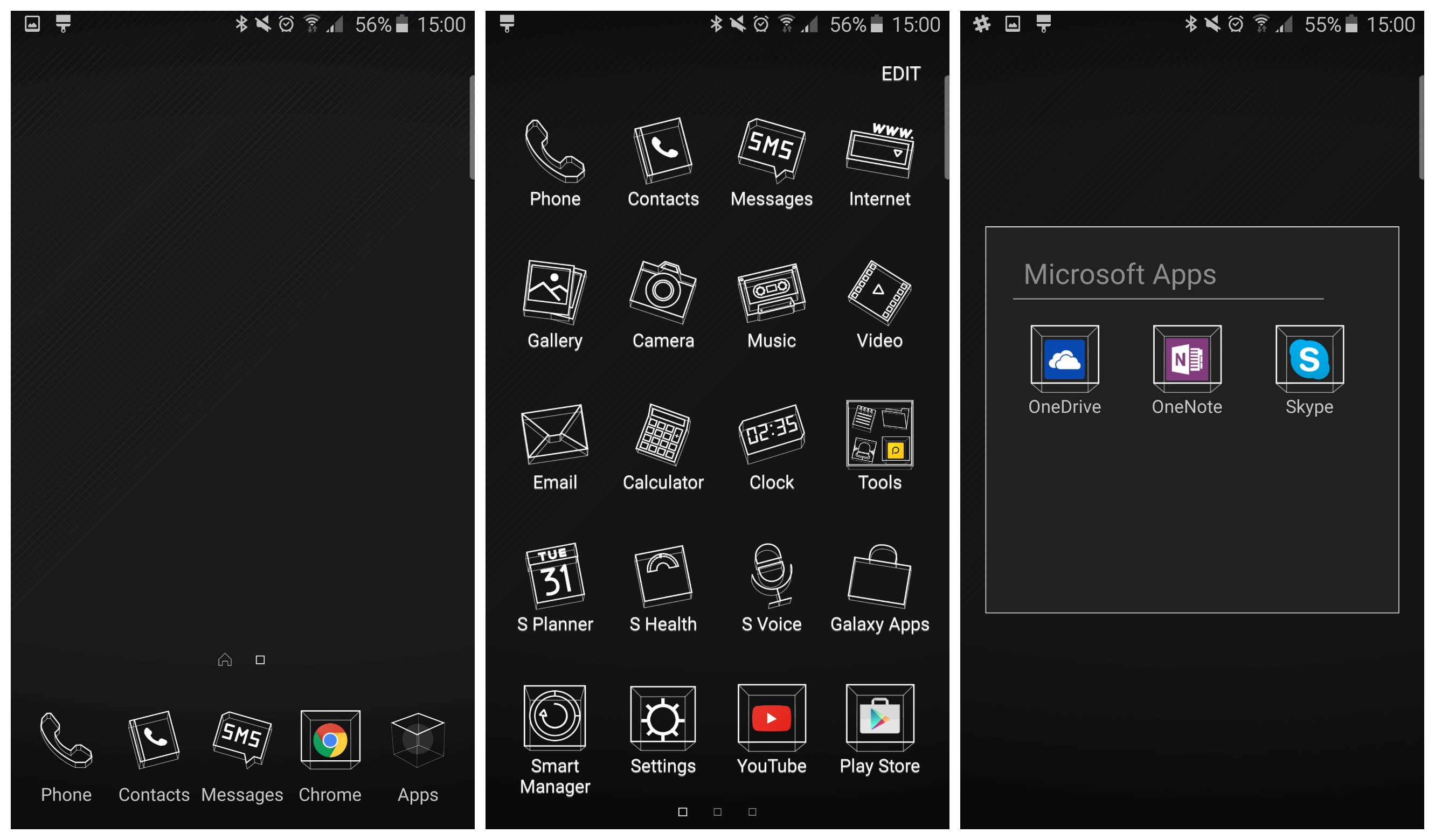 New Themes For Samsung Galaxy S6 And S6 Edge