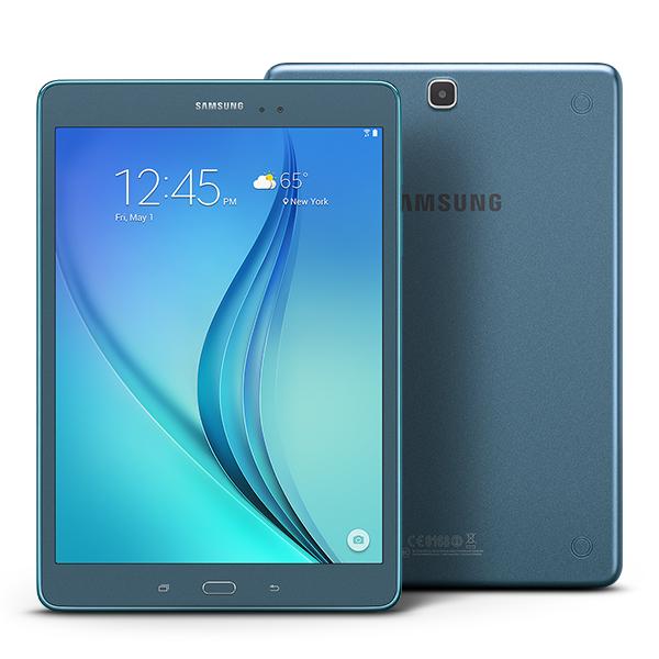 Samsung announces Galaxy Tab A in 8 or 9.7-inch models