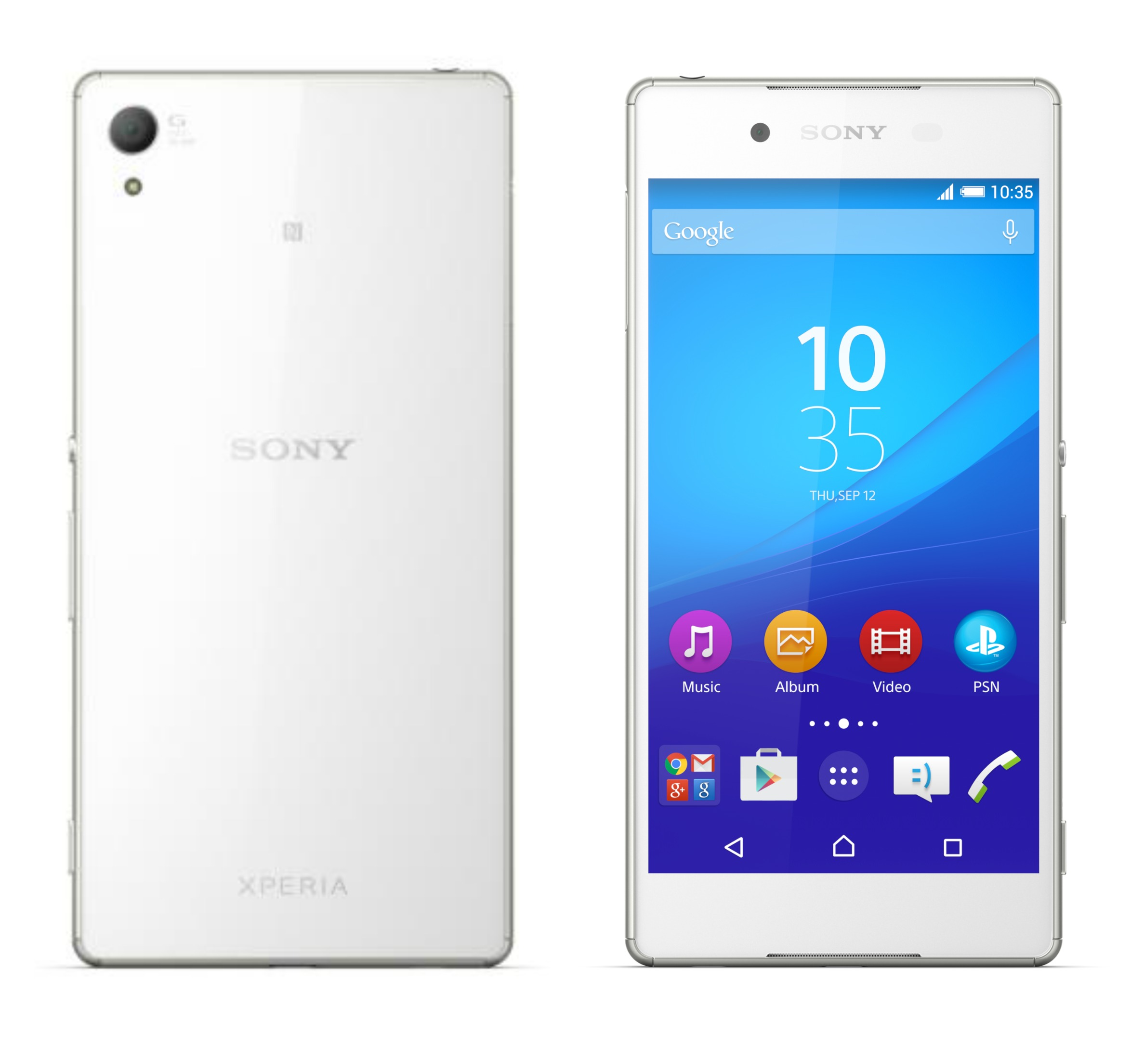 Sony has officially unveiled the Xperia Z4
