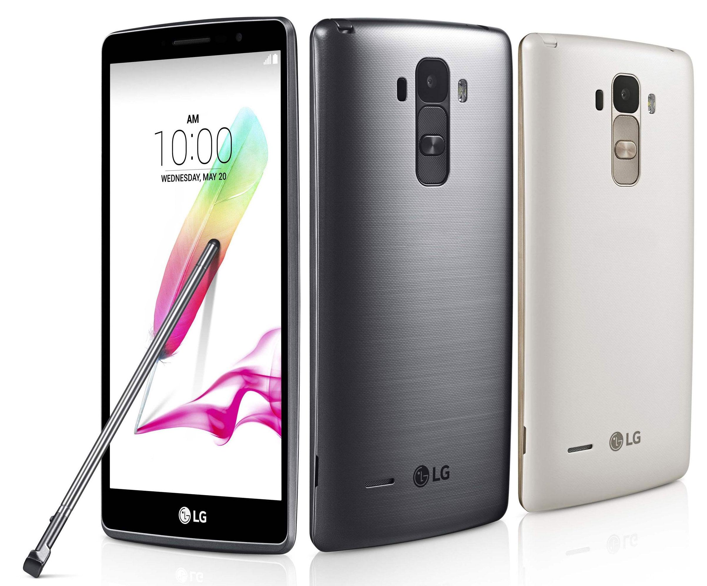 LG G STYLO LS770 SOFTWARE UPDATE - lg.com
