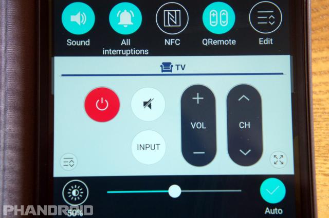 LG G4 remote