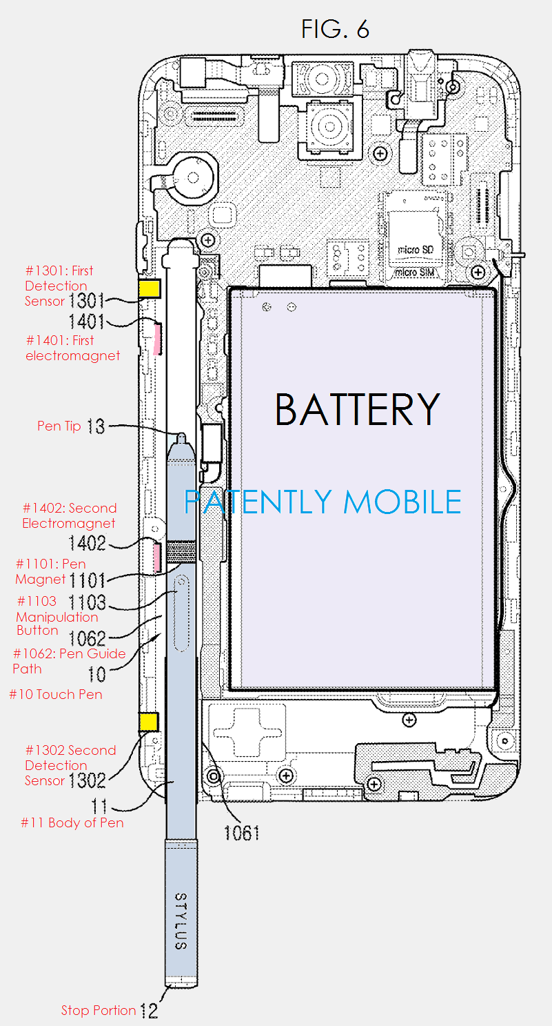 samsung could be planning an auto eject feature for galaxy note 5 s rh phandroid com Product Radar Detector Manuals Book Time Auto