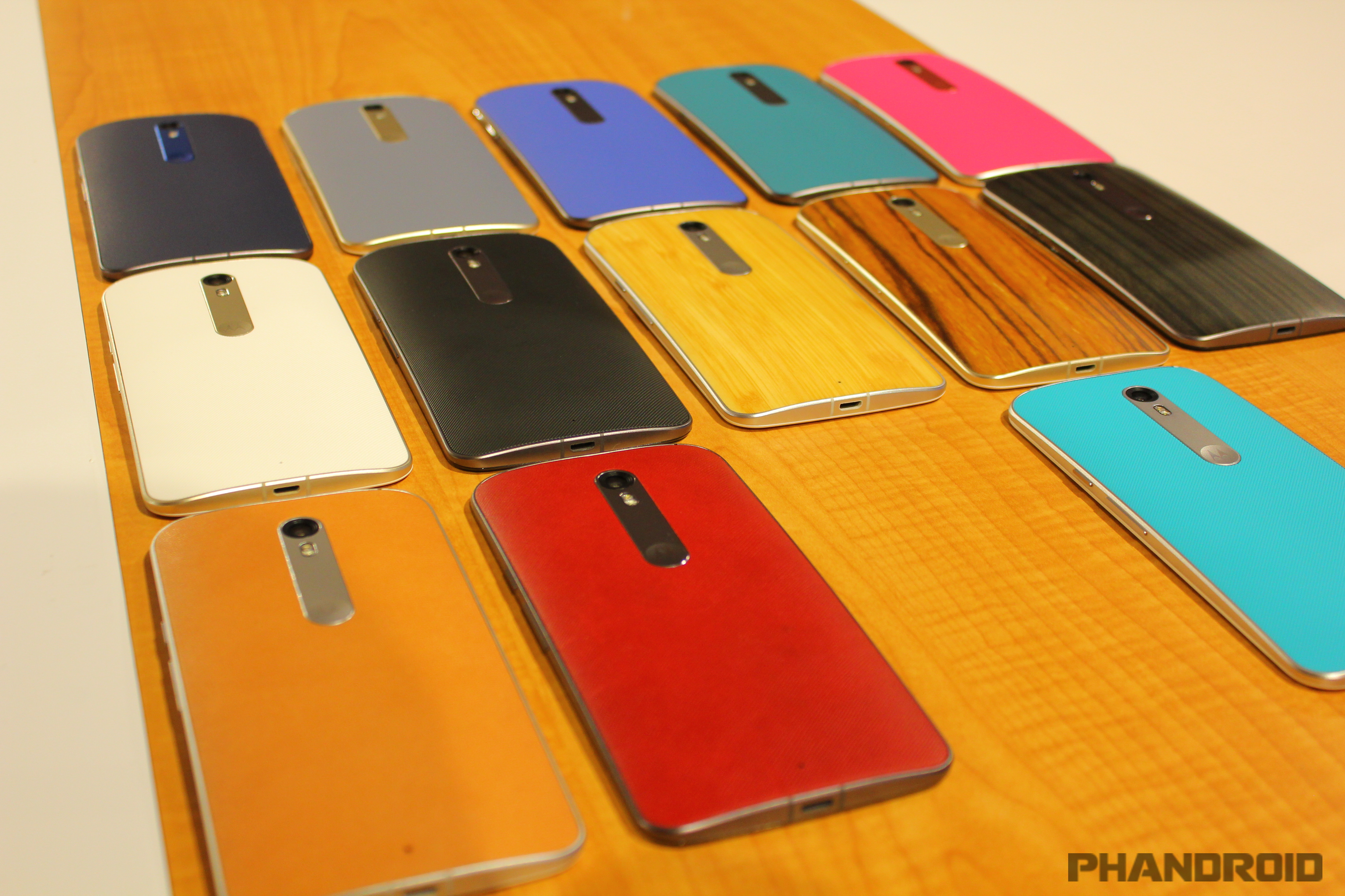 Motorola Calgary, Will Be Available in Different Colors