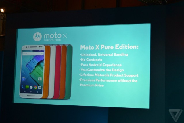 Motorola Moto X Pure Edition 2015
