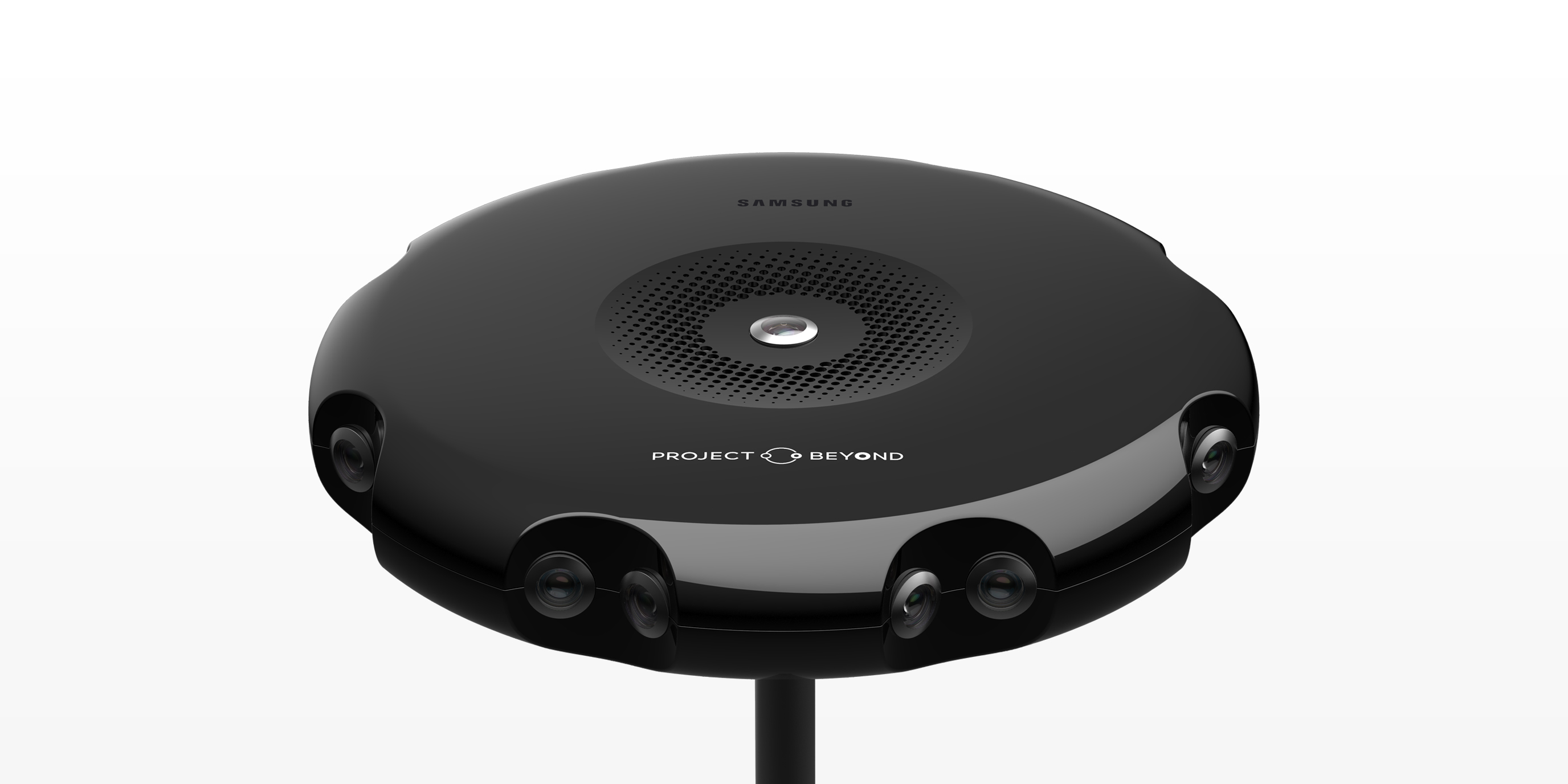 Samsung Project Beyond: 16 Cameras capturing 360 Degrees in 3D ...