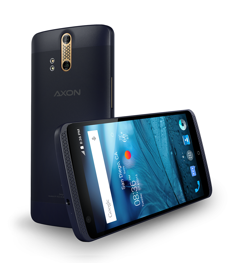 Zte Axon Is Official 4gb Ram Snapdragon 810 And More