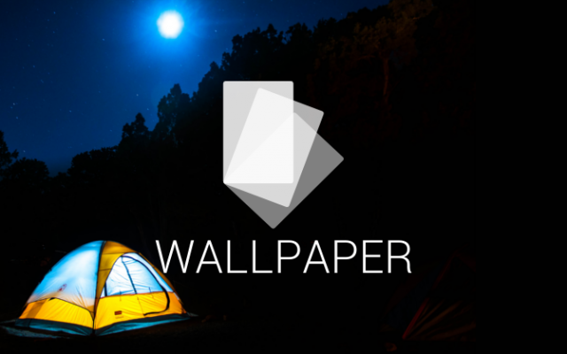 android wallpaper camp out