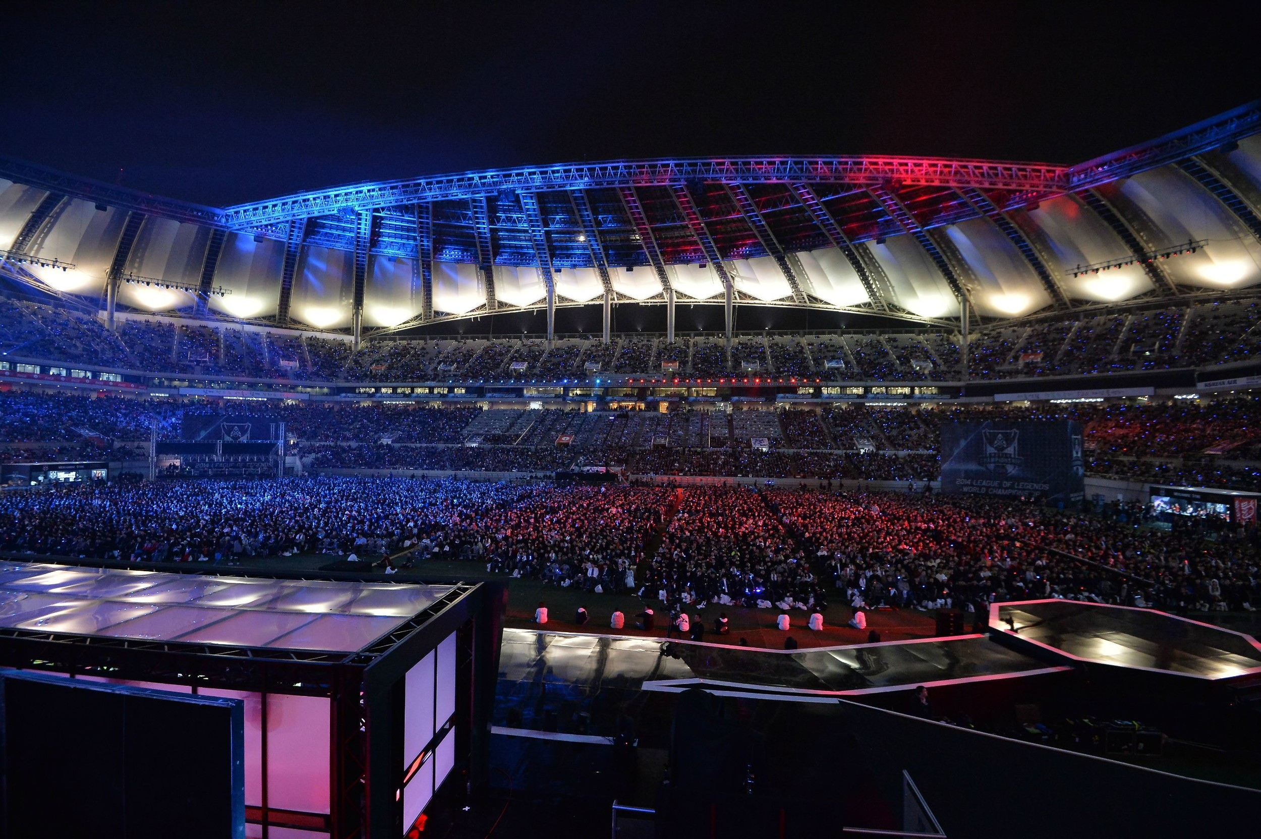 Esport Wallpaper Android: Samsung Revives World Cyber Games Trademark: Could WCG