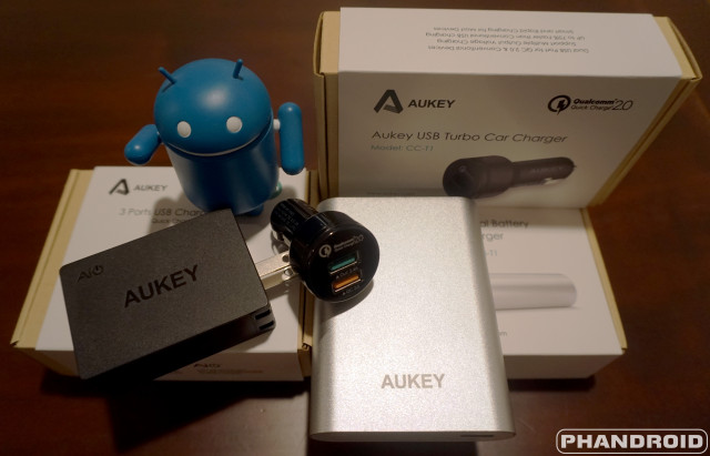 Aukey Chargers