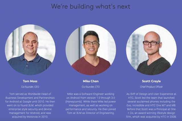 Nextbit team