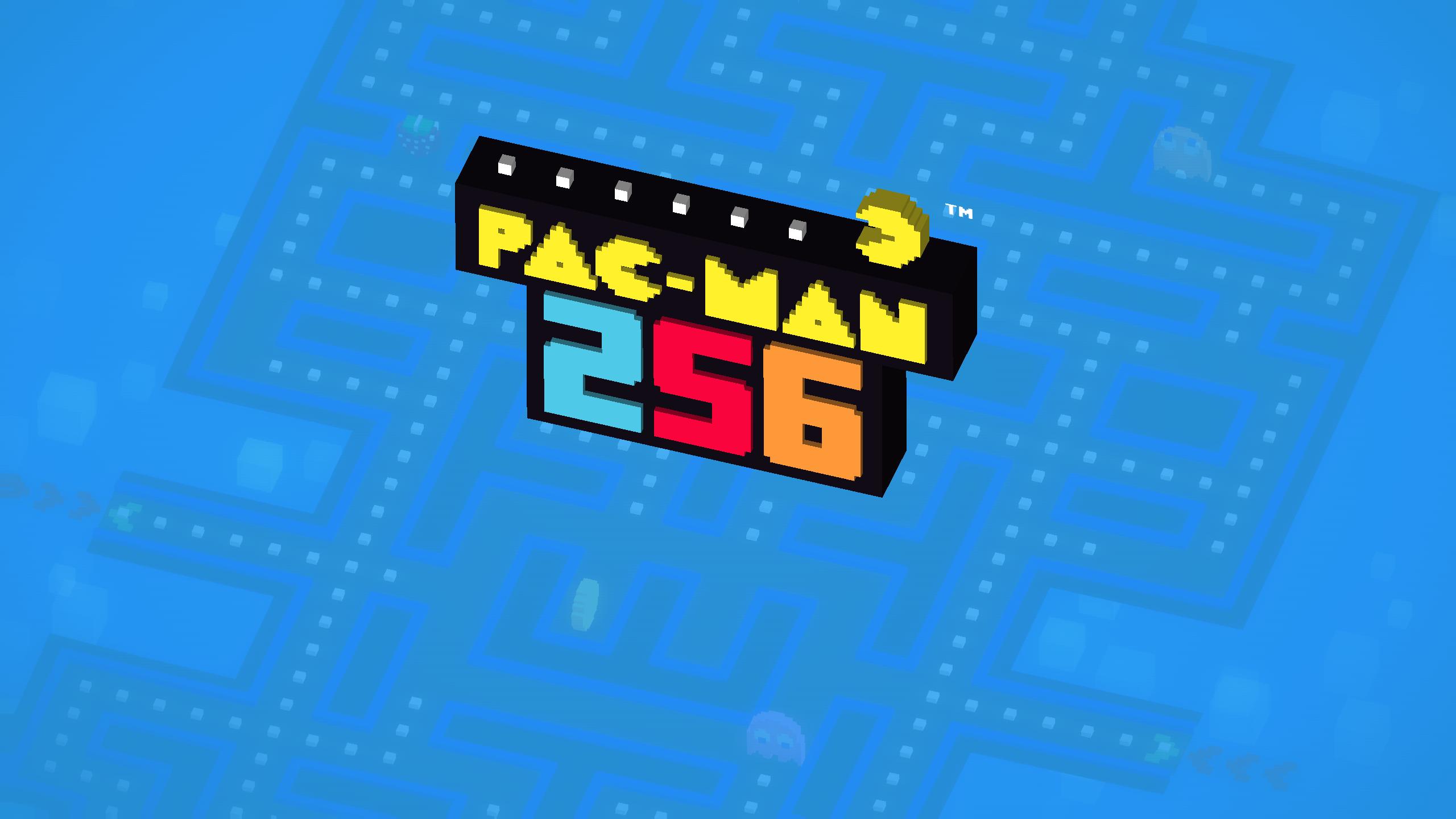 PACMAN 256 title