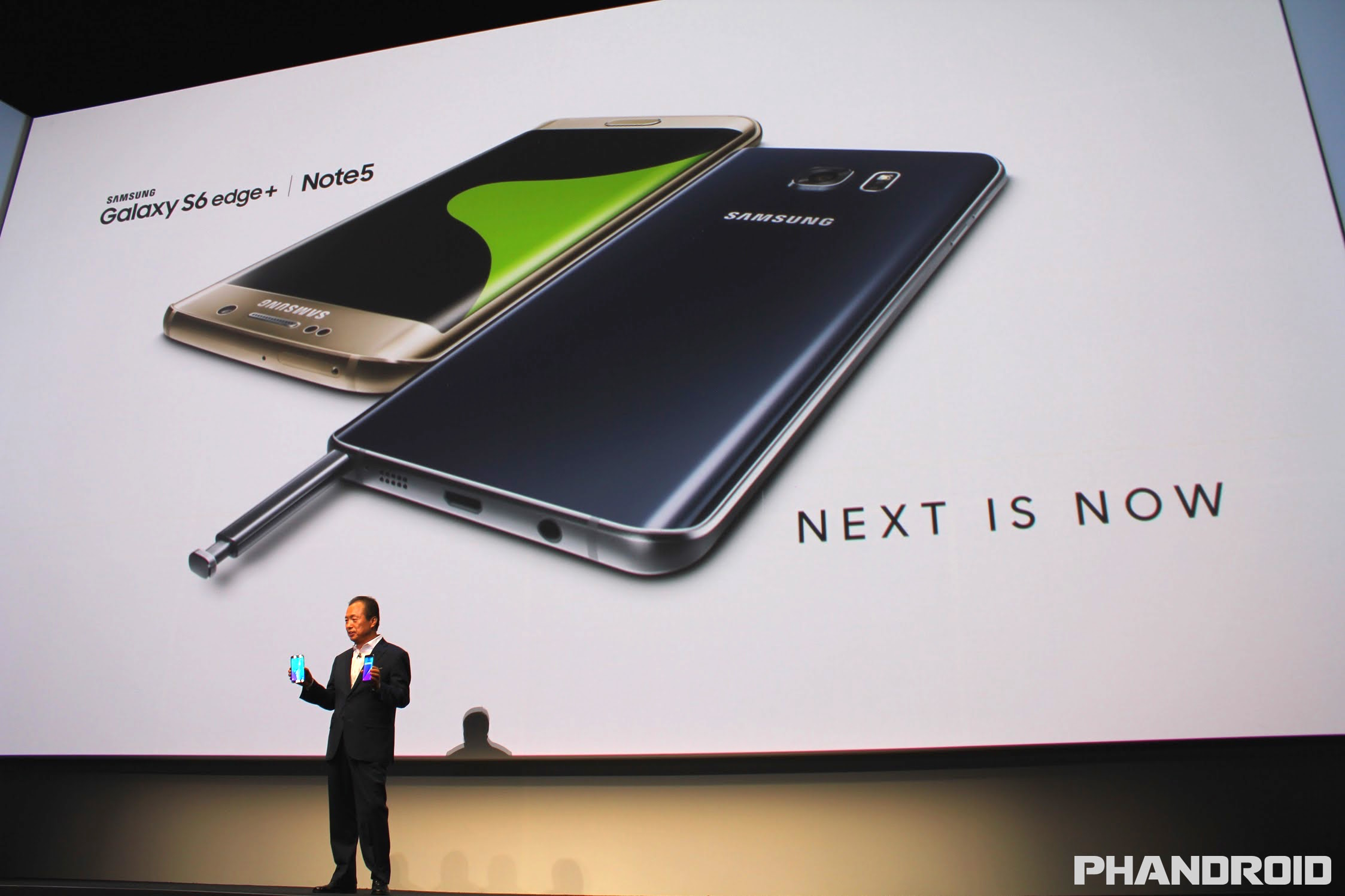 Notes 5 or Galaxy S6 Edge Plus: Which New Samsung Would You?