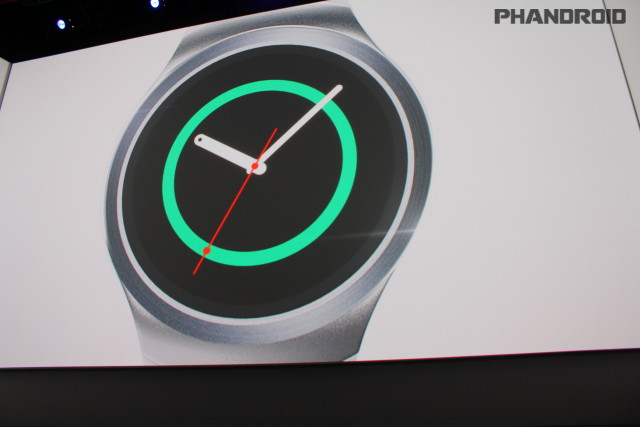Samsung all but confirms Gear S2's rotating bezel in ...
