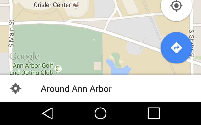 google maps explore