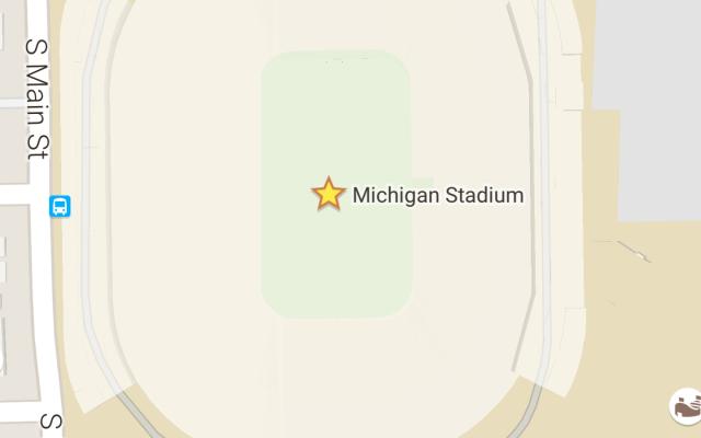 google maps star favorites