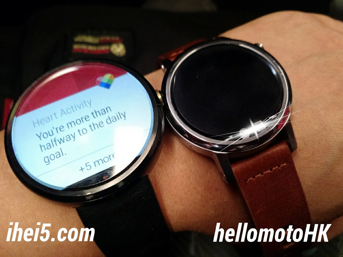 Moto 360L and Moto 360S pop up in new photos, and it looks ...