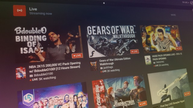YouTube Gaming update lets you broadcast games straight ...