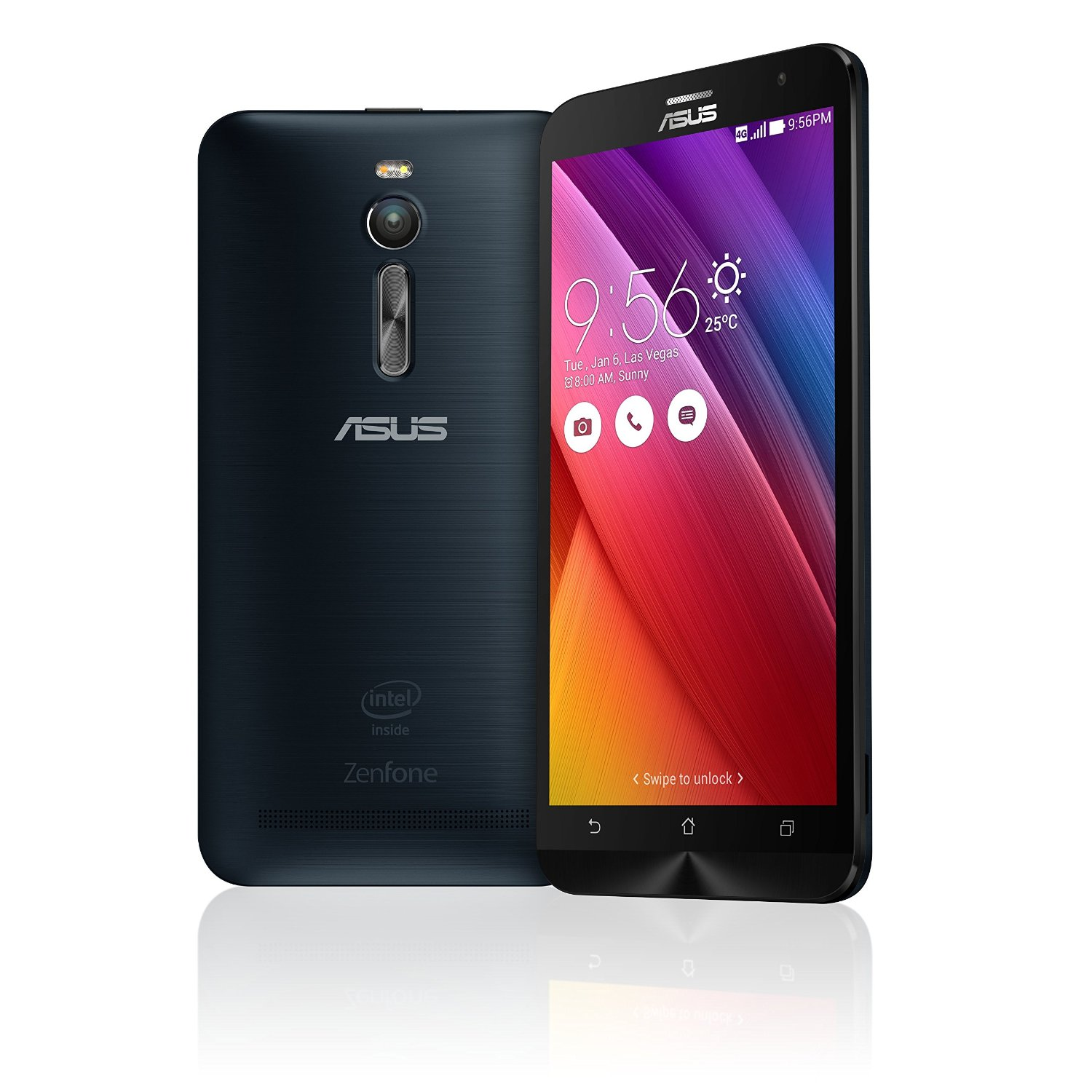 A new ASUS ZenFone 2 model is now available with 16GB ...