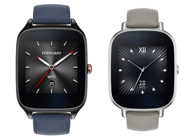 ASUS ZenWatch 2_1.63 and 1.45inch