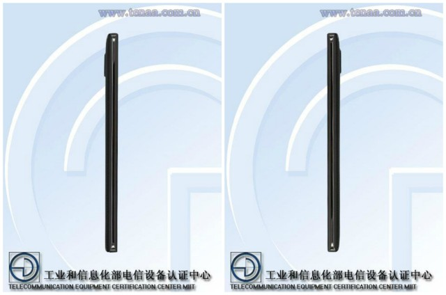 LG V10 TENAA sides