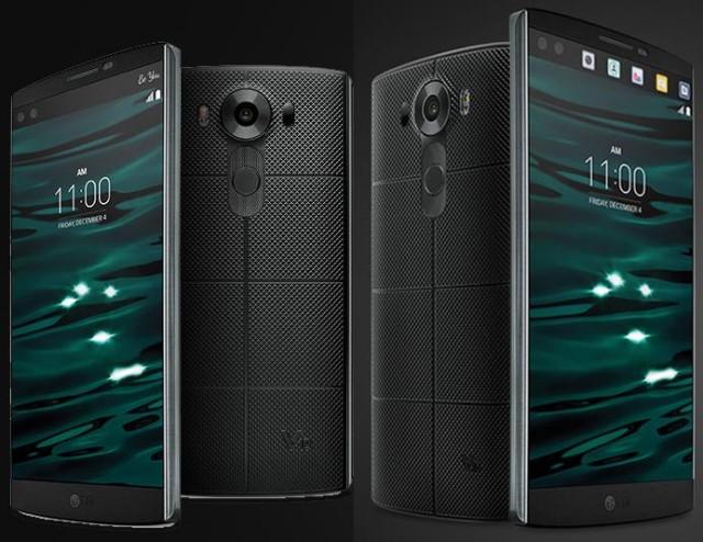 LG V10 evleaks