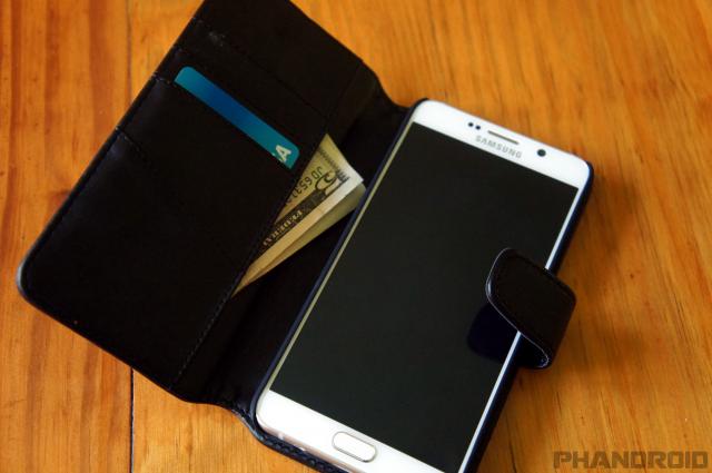 Note 5 wallet