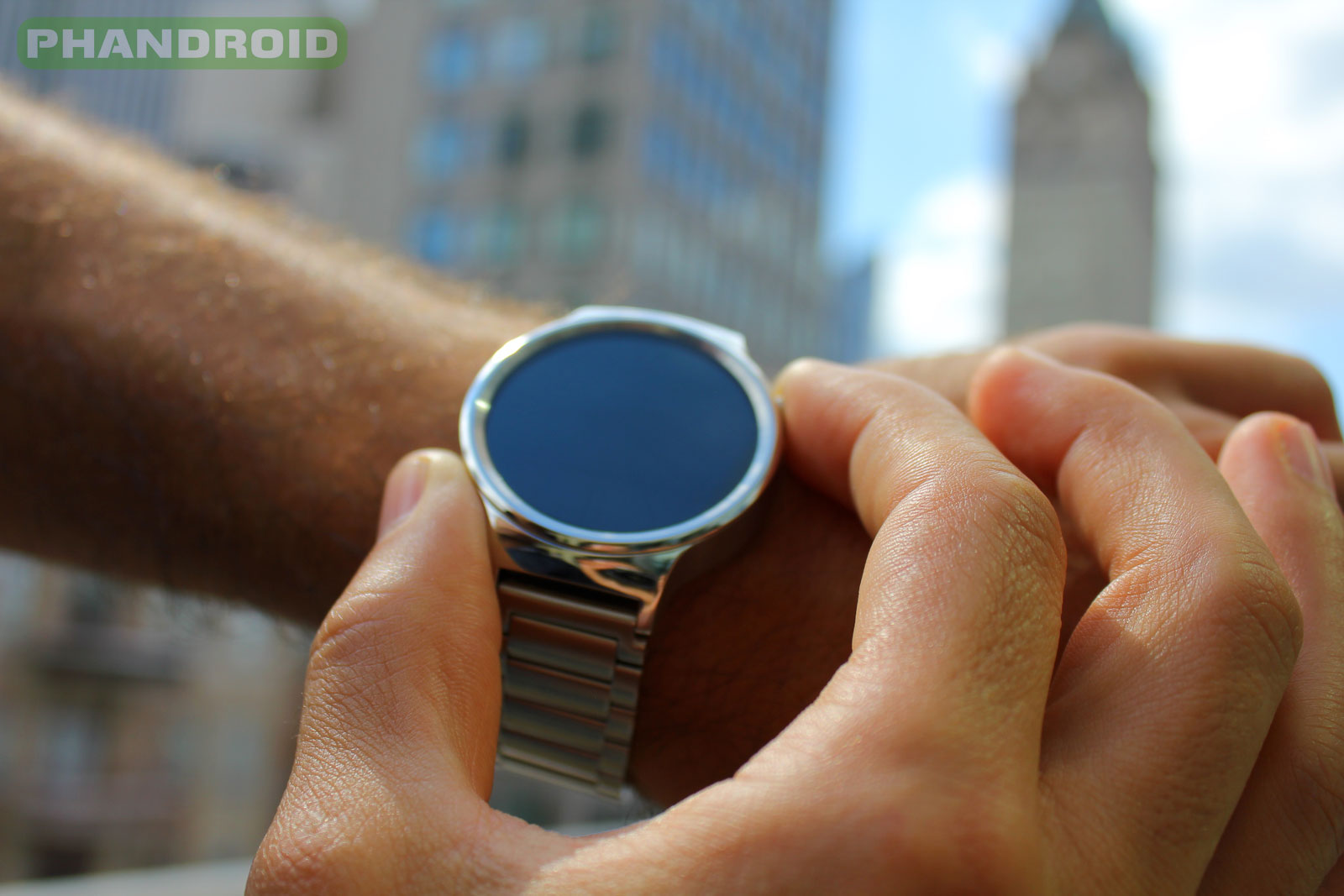 Everything You Need To Know About The Huawei Watch Smart Black Stainless Steel