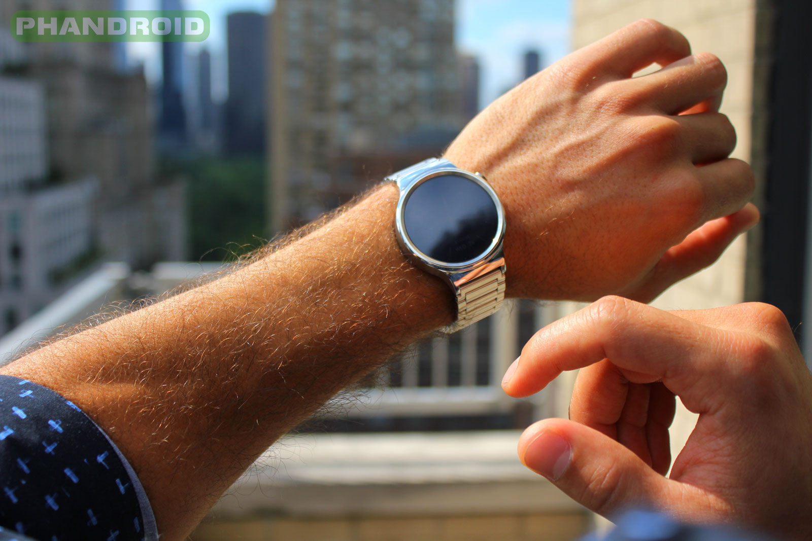 Huawei Watch First Impressions And Hands On