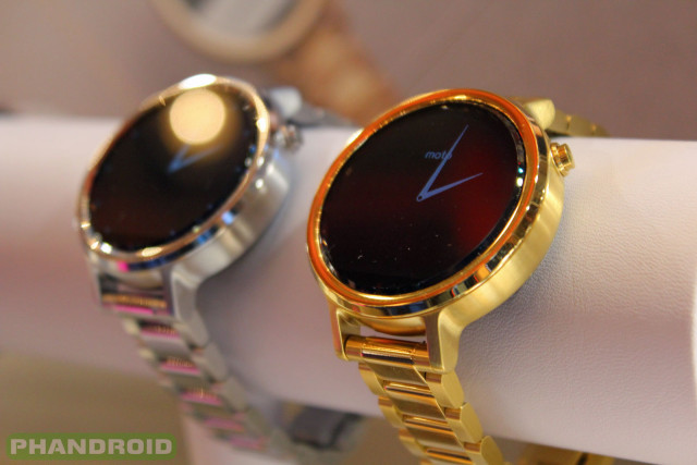 Everything you need to know about the 2nd Gen Moto 360 and ...